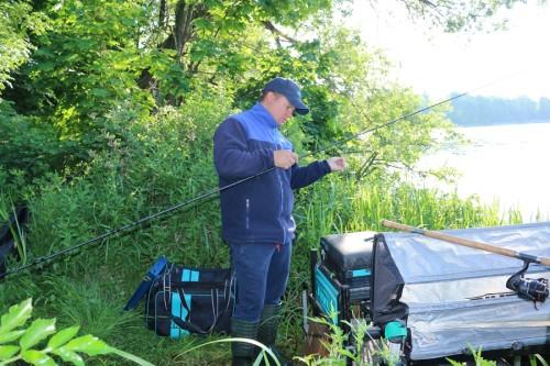 Odległościówki zazwyczaj uzbrajam bezpośrednio nad wodą w zależności od panujących warunków