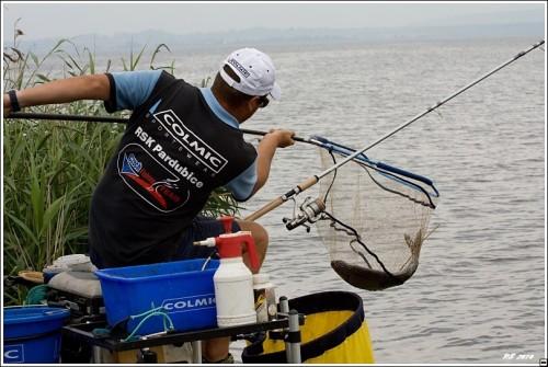 Na czeskich łowiskach duże leszcze to codzienność