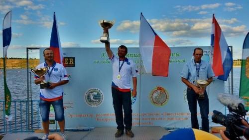Dwóch braci na podium Mistrzostw Europy!!!