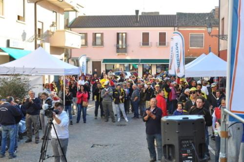 Zakończenie Tubertini Day odbyło się w malowniczj dzielnicy miasteczka Loreo
