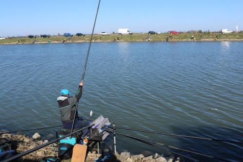 Tej wielkości ryby łowiłem najczęściej