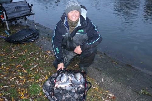 85 ryb, 16 kilogramów i wspaniałe uczucie wędkarskiego spełnienia