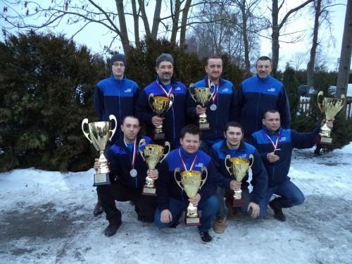 Górek TEAM i pierwsze trofea w 2014 r.